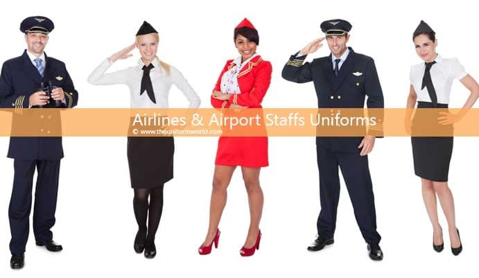 aviation uniforms