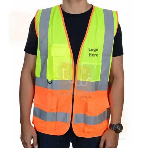 safety jacket vest vendors suppliers printing shop dubai sharjah deira karama abu dhabi uae