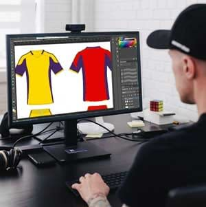 top quality football jerseys uniforms suppliers tailors dubai sharjah abu dhabi uae