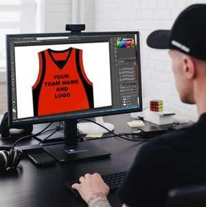 basketball designer