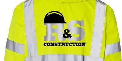 custom printing on safety jacket suppliers store shop dubai ajman sharjah uae