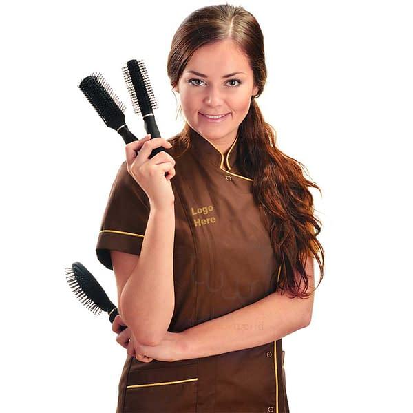 salon nail spa uniforms suppliers tailors dubai ajman sharjah uae