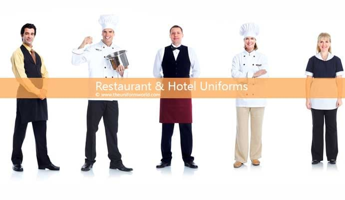 male female chef jackets vest