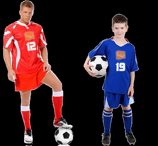 custom football jerseys maker tailors suppliers dubai uae