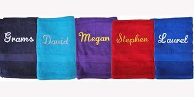 towels embroidery dubai ajmna abu dhabi uae