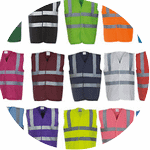 vest different colors